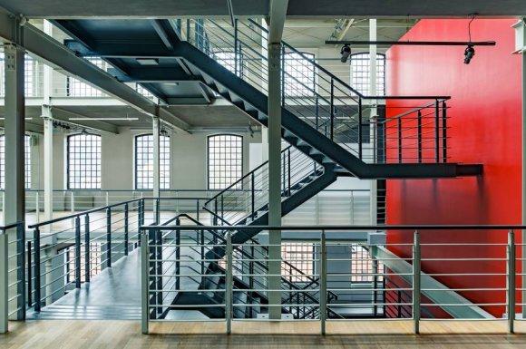 Entreprise de construction métallique de bâtiment industriel